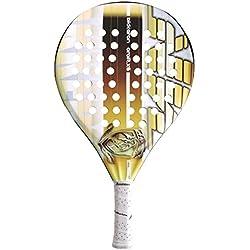Akkeron Oro R - Pala de pádel, color oro, talla única