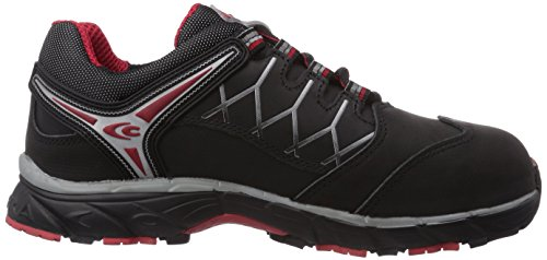 Cofra Red Eye Nero S3 40-jv026000 Scarpe Antinfortunistiche Da Donna Nero (nero)