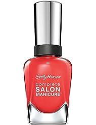 Sally Hansen Complete Salon Manicure Nagellack Nr. 560 Kook A Mango, 1er Pack (1 x 15 ml)