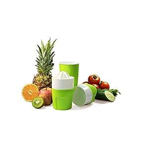 Shakin 39 juicer lo spremiagrumi manuale intelligente for Amazon spremiagrumi