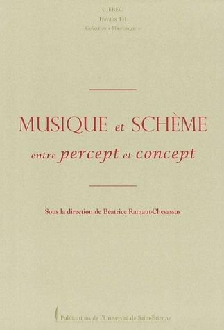 Musique et schème : Entre percept et concept