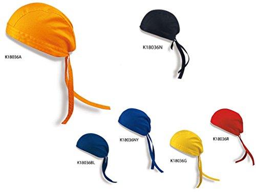 STOCK 10 PEZZI Cappello Cappellino a bandana stile pirata moto sottocasco