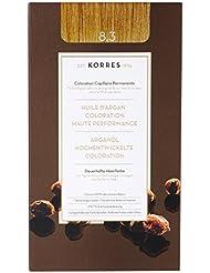 Korres Argan Öl hochentwickelte Coloration golden/honey light blonde 8.3, 145ml