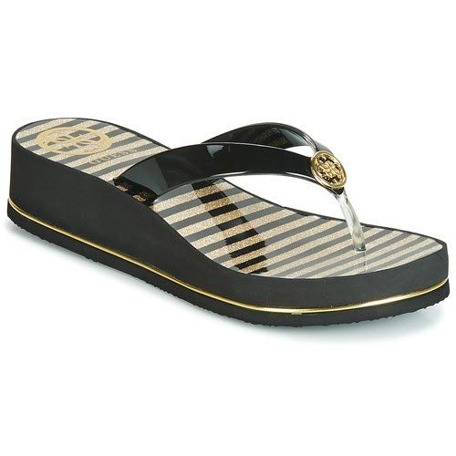 Guess FL6ENZ ELE21 Chanclas Mujeres Negro 36