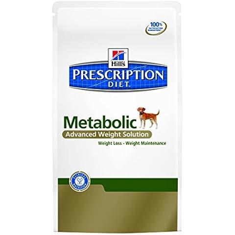 prescription diet canine metabolic mini mangime secco kg.1,5