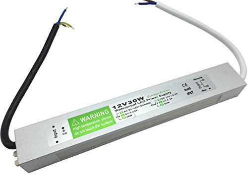3-5W Sharplace Transformateur dAlimentation Convertisseur Driver pour Plafonnier Panneau LED