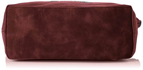 Swanky Swans - Jack Sparkle Star, Borse Tote Donna Rosso (Burgundy)