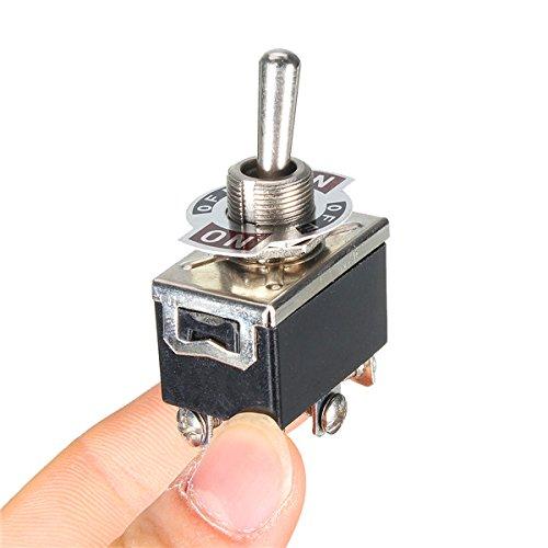 Genießen Schalter Hebel-an Off 6-pies 3-speed Reset Auto Wippschalter Button Powe (Benutzerdefinierte Winter-handschuhe)