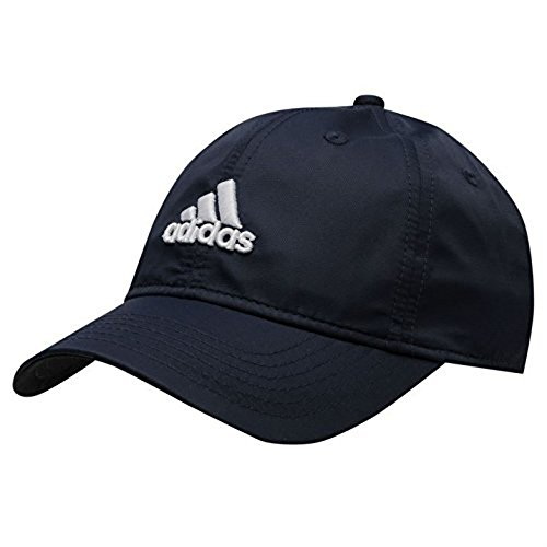 adidas-kids-flexible-peak-cap-hat-junior-touch-and-close-strap-brand-new-navy-junior