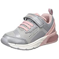 Geox J Spaceclub Girl C Light-up Sneakers