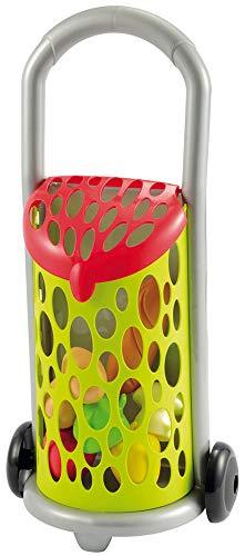 Ecoiffier 977 - Carrito Compra + Frutas (Smoby)