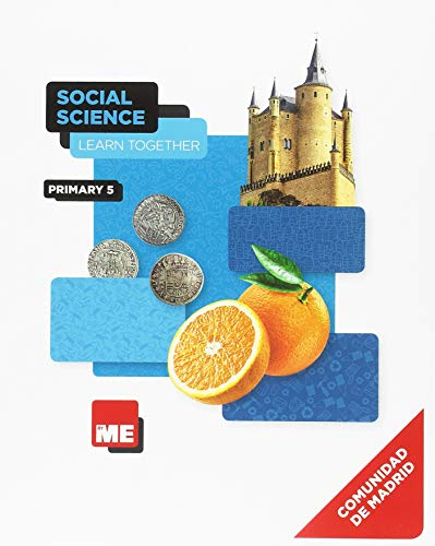 Social Science 5 Madrid Student Bk Learn Together (CC. Sociales Nivel 5)