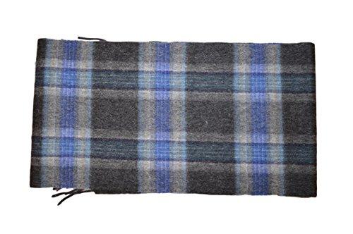 Lyle & Scott - Echarpe - Homme Taille unique bleu/gris
