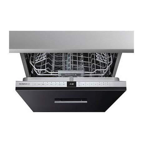 Lave-vaisselle Tout-intégrable DE DIETRICH DVH1344J