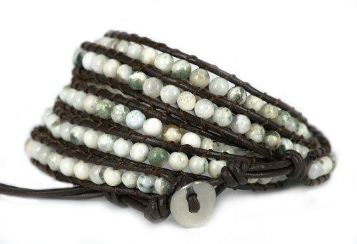 blueyes-collection-gnreuse-tree-agate-perles-sur-bracelet-en-cuir-vritable-5wraps-4mm-perle