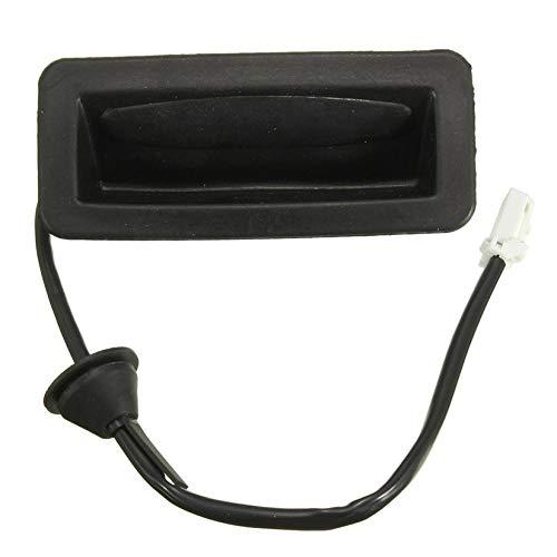 Véritable noir cuir accoudoir couverture s/'adapte ford mondeo 2001-2006