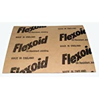 Flexoid Gasket Paper Set, 5 x A4 Sheets - Various Thicknesses 0.15mm-1.6mm
