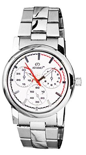 ADAMO Designer Mens Gents Wrist Watch AD425