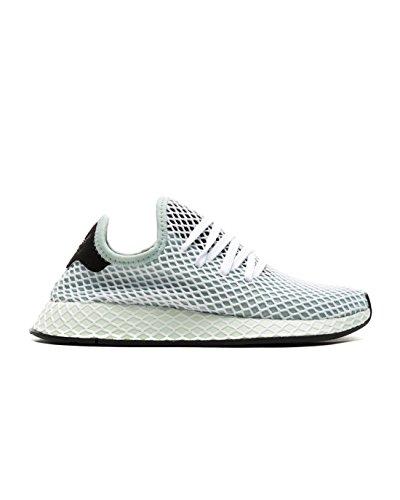 adidas Damen Schuhe Deerupt Runner W CQ2911 Grün UK 6,5 (Running Classic Sneakers)
