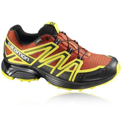 Salomon XT Hornet GORE-TEX Waterproof Chaussure Course Trial Orange