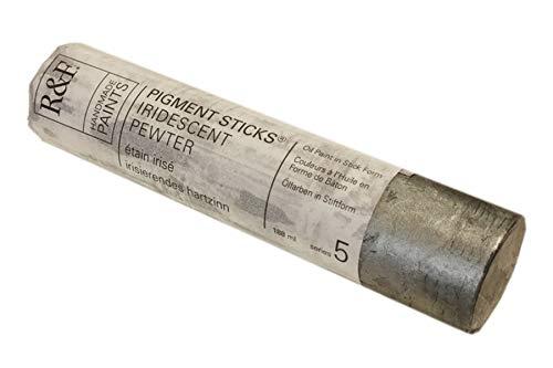 R & F Pigment -Stick 188Ml Iridescent Zinn -