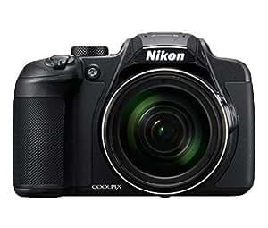Nikon Coolpix B700 Digital Camera (Black) with 16 GB Memory Card and Camera Case (Black)