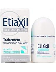 Etiaxil detranspirant sudo-régulateur aisselles pour peaux sensibles bille 15ml