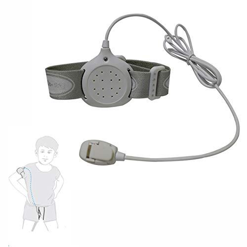 Nächtliche Behandlung (YB-DD Nächtlicher Bettnässungsalarm für Kinder Sensoren zur Behandlung der Bettnässung für Kinder Zubehör für die Kinderbetreuung, Potty Pee Enuresis Alarm von Nytone)