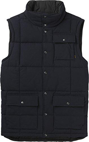 Burton Herren Weste MB Woodford Vest, True Black, L, 16455100002 Preisvergleich