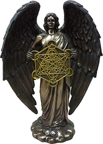 Nemesis Now Metatron Erzengel Figur, 31 cm, Bronze, Harz, Einheitsgröße -