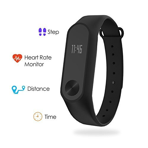 Boltt Fit Heart Rate Monitor With 3 Months Personalized Health Coaching – Fitness Activity Tracker For iOS & Android Smartphones