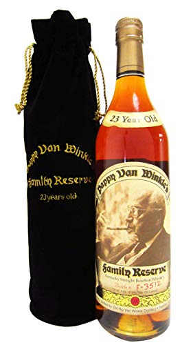 Pappy Van Winkle - 2015 Family Reserve Kentucky Straight Bourbon - 23 year old Whisky
