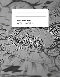 Blanko Comic Buch - 100 Seiten Multi-Vorlagen: Leeres Storyboard Raster Zum Selberzeichnen - 21.59 x 27.94 cm ca. A4 Kreatives Malbuch
