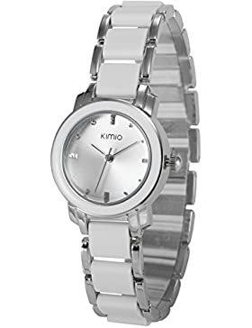 EASTPOLE Damen Armbanduhr Analog