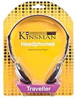 Kinsman KHP001 Traveller Headphone