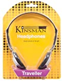 Kinsman KHP001 Casque Audio Traveller