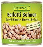 Rapunzel Bio Borlotti Bohnen in der Dose (2 x 400 gr)