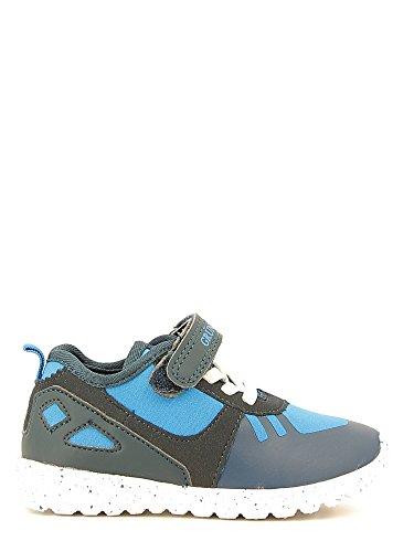 Grunland junior, Chaussures basses pour Garçon Bleu