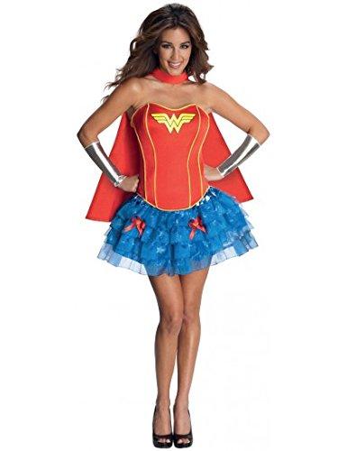 Costume Wonder Woman sexy donna Medium