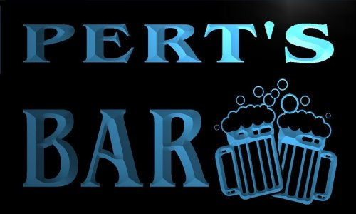 w050975-b-pert-name-home-bar-pub-beer-mugs-cheers-neon-light-sign-barlicht-neonlicht-lichtwerbung