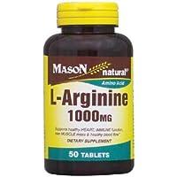 Preisvergleich für L-Arginin für gesunde Gefäße / 50 vegetarische Tabletten