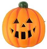 Sweet Masque de Halloween Déguisement Enfant Fantôme Masque Citrouille Visage Cosplay Party Carnaval (Jaune)
