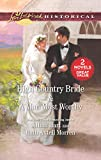 High Country Bride & A Man Most Worthy: An Anthology (Love Inspired Historical) (English Edition)
