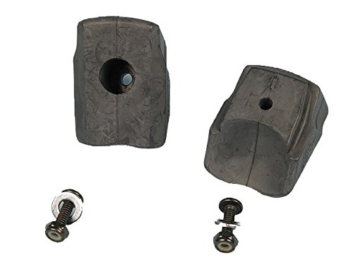 Rollerblade - Frein std/abt lite x2 - Frein tampon roller