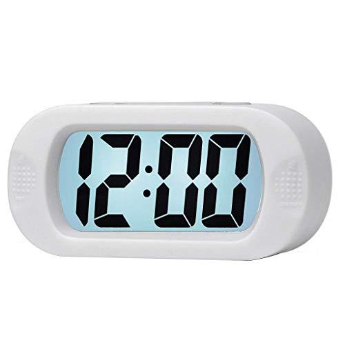 Reloj Despertador Digital de Silicona