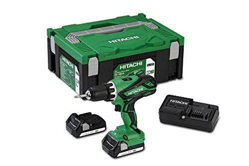 hitachi-ds18djl-lc-perceuse-visseuse-2-x-18-v-15-ah