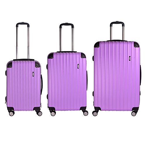 sunydeal-abs-hard-shell-luggage-trolley-bag-case-super-lightweight-4-wheel-spinning-suitcase-sets-of