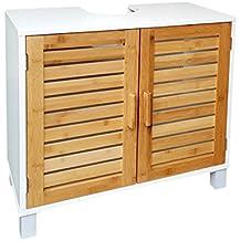 Suchergebnis auf Amazon.de für: badmöbel bambus | {Badschrank bambus 14}