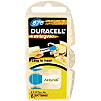 60 x Tipo 675 - DURACELL 675