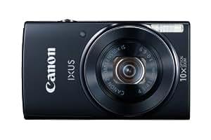 """Canon Ixus 155 Appareil photo numérique compact 20 Mpix Écran LCD 2,7"""" Zoom optique 10X Noir"""